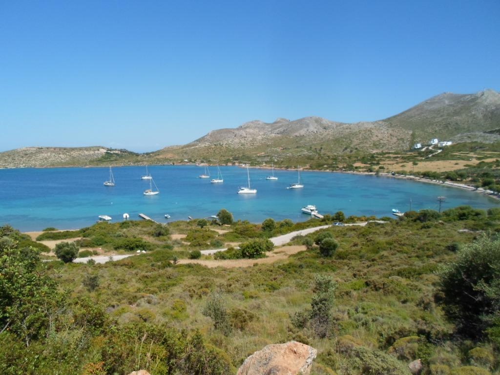 26 mei 2013 leclapotisblog - Planter uitzicht op de baai ...