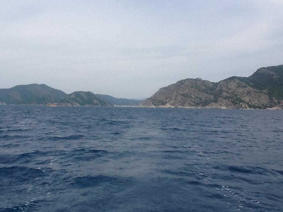 11 mei tot 15 mei 2016 kos griekenland leclapotisblog - Planter uitzicht op de baai ...