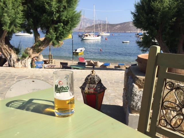 Vervolg vakantie van 12 t m 26 juni 2016 bij marijke en cees op de boot leclapotisblog - Planter uitzicht op de baai ...